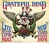 Printed Front Cover, GRATEFUL DEAD CD