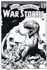 STAR SPANGLED WAR STORIES FAUX COVER